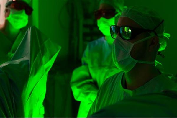 Green Light Laser Urology